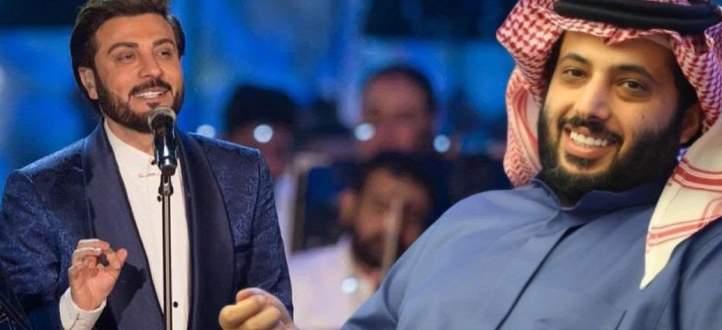 """""""ودعت روحي"""" عمل جديد يجمع ماجد المهندس بـ تركي آل الشيخ - بالفيديو"""