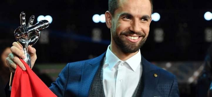 """خاص بالفيديو- مهدي عياشي يكشف خطته مع راغب علامة للفوز بلقب """"ذا فويس"""""""