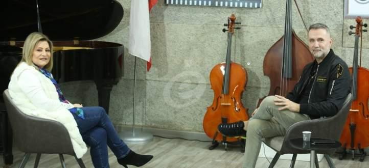 خاص وبالفيديو- بيتر سمعان يرد على منتقدي مشاركته في الثورة