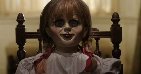 """الترايلر الثاني لفيلم  الرعب  """"Annabelle: Creation"""""""