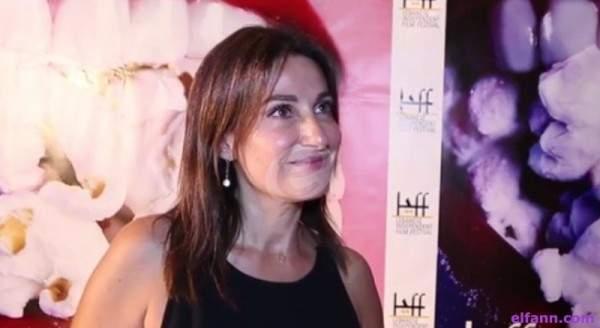 خاص بالفيديو- في مهرجان الأفلام اللبنانية المستقلة كريستين شويري تبدي رأيها بمشاهد الجنس