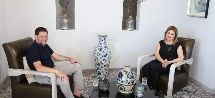 خاص بالفيديو- محمد فقيه رفض الوقوف متفرجاً على إنهيار وطنه فحضر من كندا.. وخصنا بكل التفاصيل