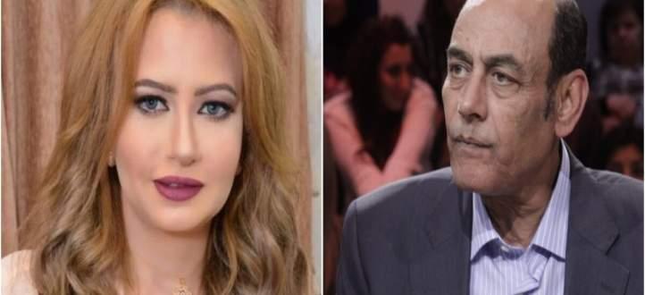 """مي العيدان تواصل السخرية من أحمد بدير وهو يرد:""""هذه الفتاة حالة شاذة""""-بالفيديو"""