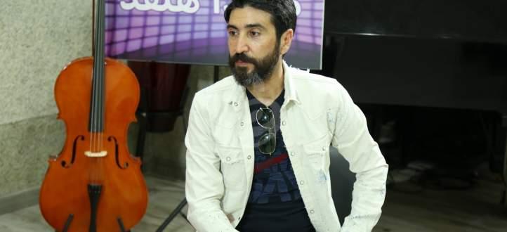 خاص وبالفيديو- وسام صباغ يتحدث عن المشاهد التي جمعته بـ ماغي بو غصن