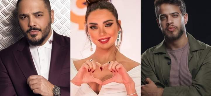 بالفيديو- داليدا خليل بمواجهة أدهم نابلسي.. ورامي عياش يتصدّر المرتبة الأولى
