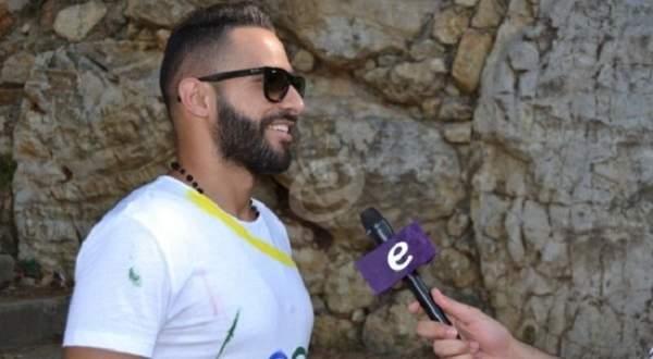 زياد خوري يطلق كليب مفعم بالألوان والطاقة والأجواء الصيفية .. بالفيديو