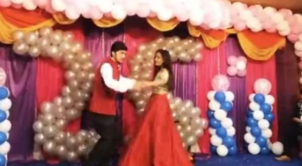 توفي أثناء رقصه مع فتاة في حفل عيد ميلاده.. بالفيديو