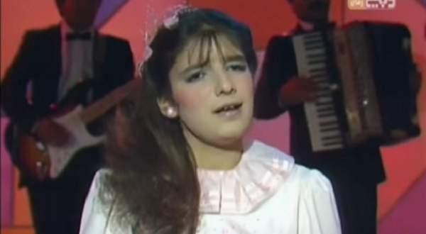 فيديو نادر لأصالة تغني عندما كان عمرها 14 سنة وصوتها تغيّر كثيراً