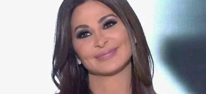 بالفيديو- إليسا تهدي الشعب اللبناني