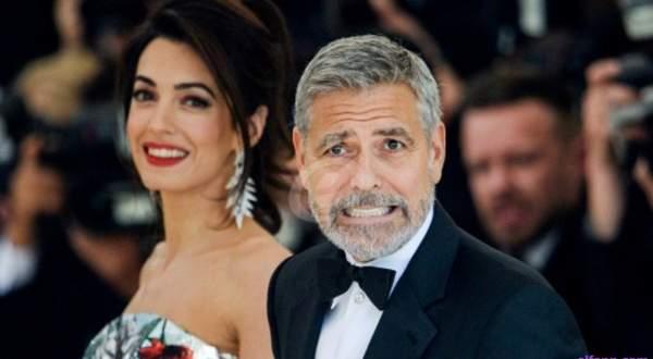 لقب جديد لـ جورج كلوني بفضل زوجته.. بالفيديو