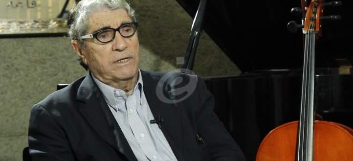 خاص وبالفيديو- هذا ما قاله أبو سليم عن وزارة الثقافة