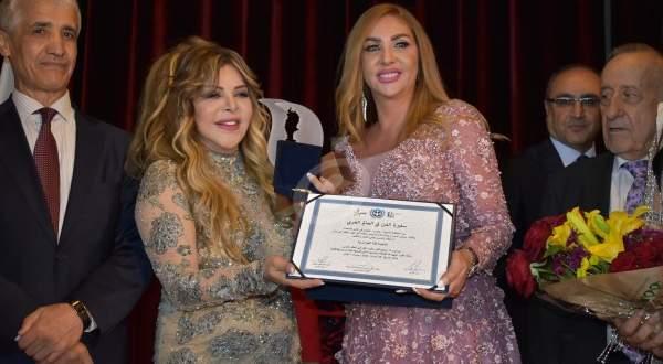 خاص بالفيديو- ممن اعتذرت فلة الجزائرية خلال تعيينها سفيرة الفن في العالم العربي؟