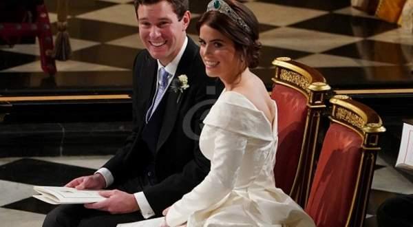 موقف محرج في زفاف أوجيني فماذا حصل..بالفيديو