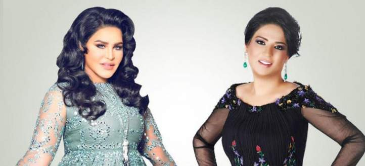 """أحلام تطلق """"أنا ما استغني"""" ونوال الكويتية أول المهنئين-بالفيديو"""