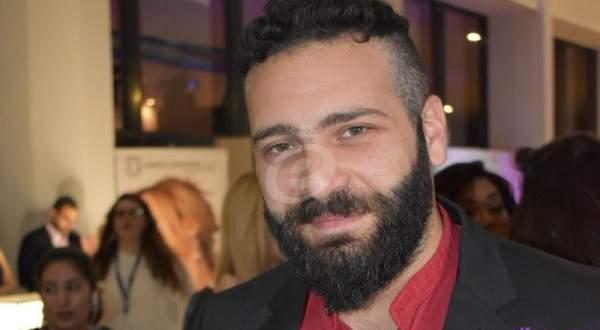 """خاص بالفيديو- وسام صليبا: أنا شاب """"زقاقي"""" إلى جانب إيميه صياح"""