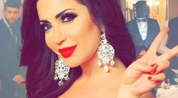 """نسرين طافش تطرح أغنيتها الجديدة """"123 حبيبي"""" ..بالصوت"""