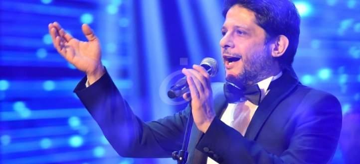 """معين شريف يُطالب بالعدالة لـ بيروت في """"قومي تزيّني""""- بالفيديو"""