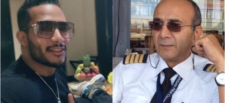 الطيار أبو اليسر يرد على كلام محمد رمضان في إطلالته التلفزيونية -بالفيديو
