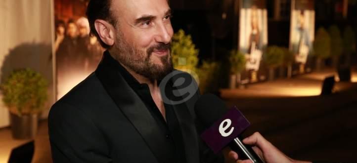 خاص بالفيديو- باسم مغنية: هذا الكلام معيب..والمنافسة غير شريفة في رمضان 2019