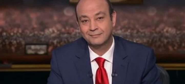 بالفيديو- بعد وفاة مخرج برنامجه شريف السقا .. عمرو أديب يبكي خلال تقديم