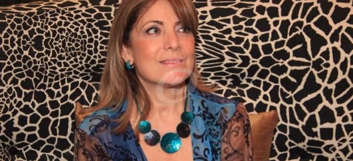 فاديا طنب نقلت الجمال والموهبة والاحتراف لإبنتها يمان الحاج