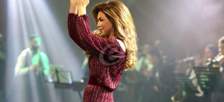 """أغنية نوال الزغبي تجتاز المليون مشاهدة من ألبوم """"كده باي"""""""