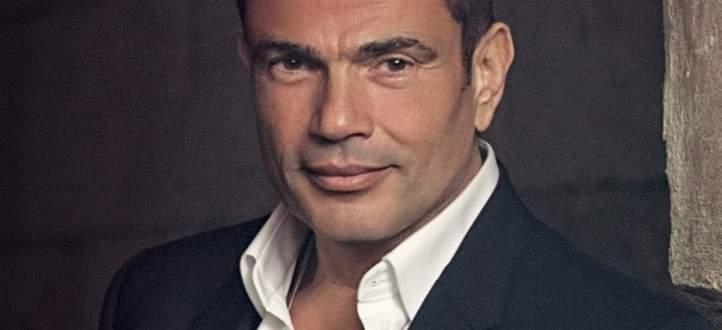 """عمرو دياب يطرح """"أنا بعشقك يا مصر""""-بالفيديو"""