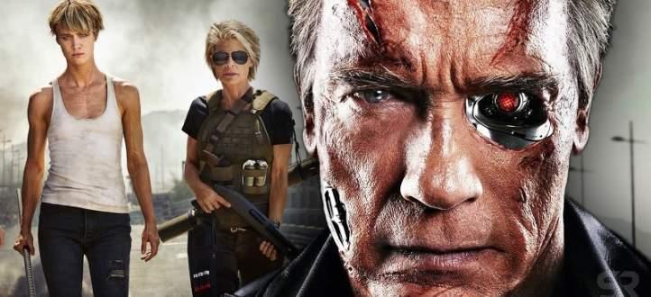 طرح الإعلان الدعائي لفيلم Terminator :Dark Fate-بالفيديو