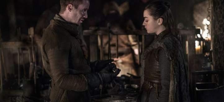 مشهد فقدان عذرية مايسي ويليامز في Game Of thrones يصدم المتابعين-بالفيديو