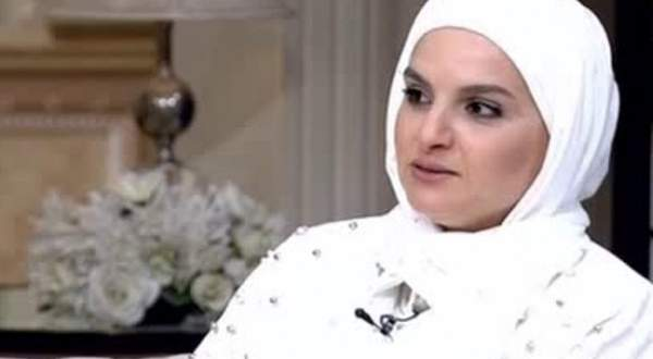 شيماء سعيد تكشف عن السبب الذي دفعها الى ارتداء الحجاب - بالفيديو