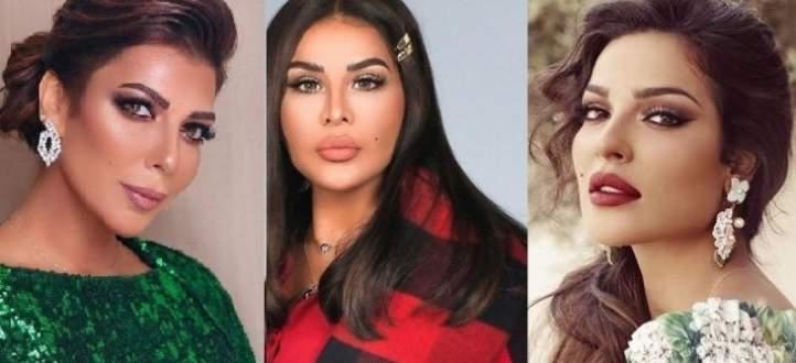 """موجز """"الفن"""": نادين نسيب نجيم حليقة الرأس مجدداً.. وهكذا كانت أحلام وأصالة قبل 23 عاماً"""