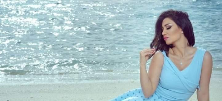 """ديانا حداد تطلق أغنيتها الجديدة """"ما يتعبني""""-بالفيديو"""