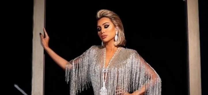 خاص بالفيديو- مايا دياب ليلة رأس السنة ترد على رانيا يوسف وتكشف ما تحضره عالميا