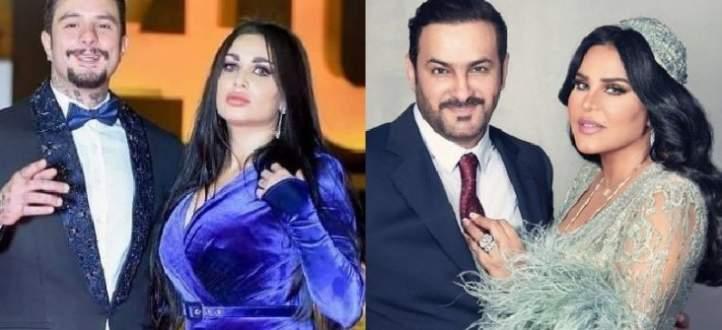 """موجز """"الفن"""": قبلة حميمة تجمع أحمد الفيشاوي بزوجته.. وزوج أحلام معجب بهذه النجمة"""