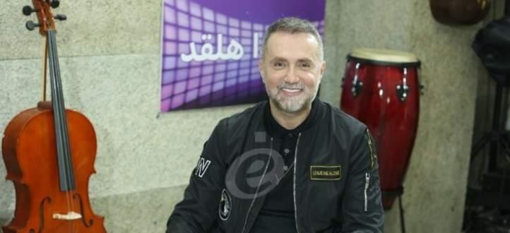 """خاص وبالفيديو- بيتر سمعان: """"هناك فيتو على الممثلين اللبنانيين الشباب بعدم ظهورهم أمام الجمهور العربي"""""""