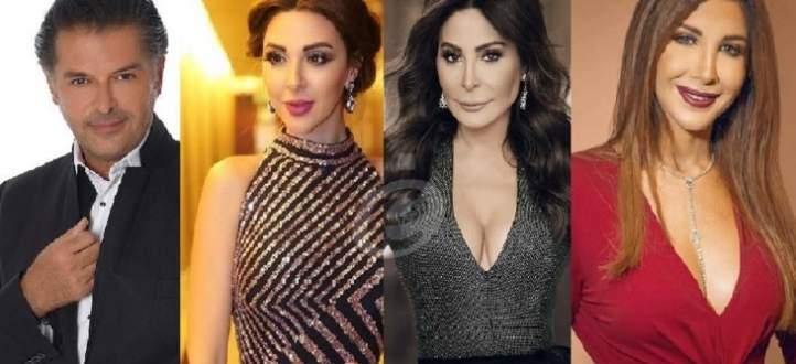 وفاة أول فنان عربي بكورونا ونانسي عجرم وميريام فارس وإليسا وراغب علامة يصفقون للطاقم الطبي