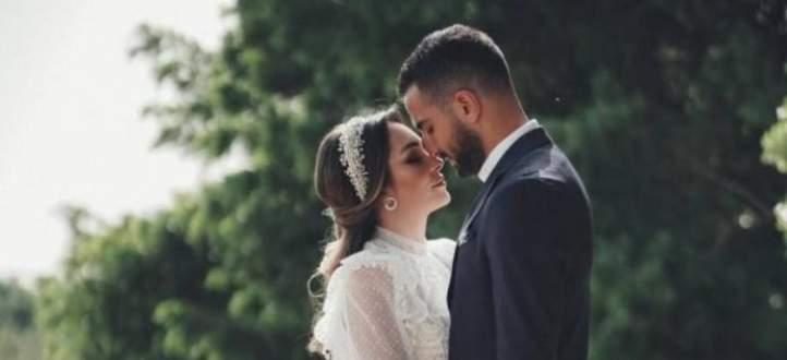 محمد الشرنوبي يطرح كليب أغنية زواجه بمشاركة أنغام ومنة شلبي وأحمد مالك وغيرهم