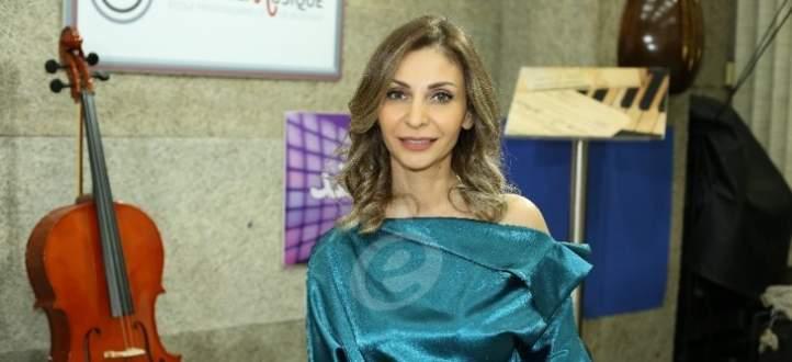 خاص بالفيديو- مارييت يونس: لا أسمع أغنيات المهرجانات ولست مع ما تفعله ريما الرحباني