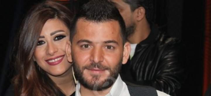 """حسام جنيد يطرح فيديو كليب أغنيته """"فوتي بعلاقة"""" برفقة زوجته-بالفيديو"""