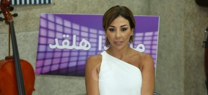 خاص وبالفيديو- هذا ما قالته رولا شامية عن قصي خولي وباسم مغنية وستيفاني صليبا