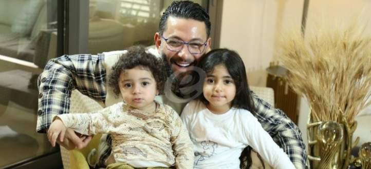 خاص وبالفيديو- زياد برجي يكشف سر أحمد ماضي