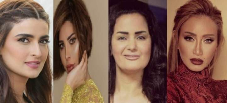 """موجز """"الفن"""": ريهام سعيد تطالب بمحاكمة سما المصري.. وشمس الكويتية تهاجم علا الفارس"""