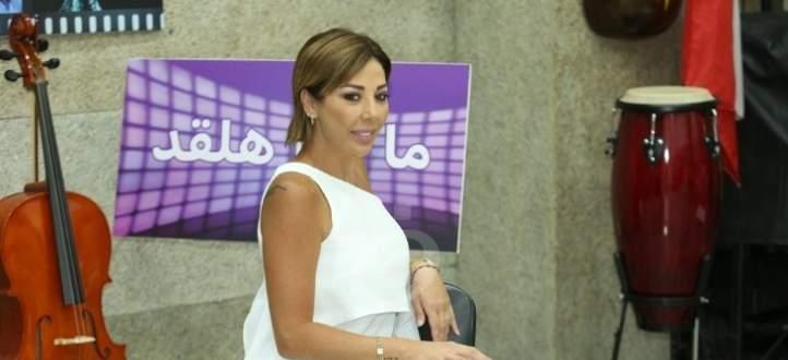 خاص وبالفيديو- رولا شامية : لو سألني باسم ياخور هذا السؤال لكان جوابي