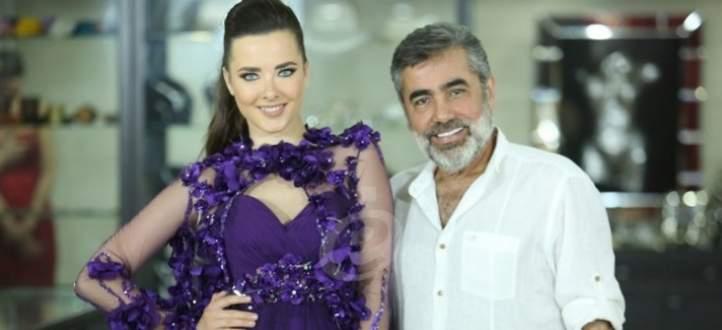 خاص بالفيديو- بسام نعمة: على أحلام تخفيض وزنها وهذا رأيي بفستان نوال الزغبي