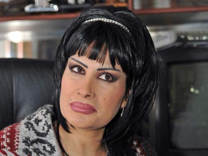 ليلى سمور تدافع وتقول زوجي ليس منتجاً