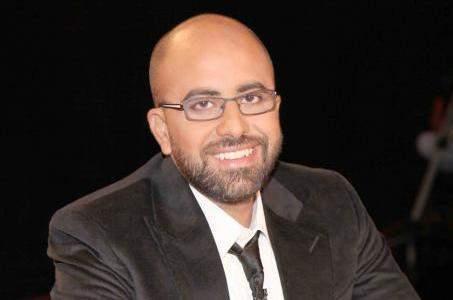 """هشام حداد :""""إذا طلع الجنرال رئيس ما بقى تشوفوني عالشاشة"""""""