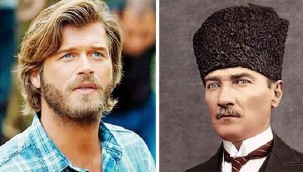 هل يجسد التركي مهند دور الزعيم مصطفى كمال أتاتورك؟