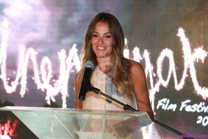 """ريما فرنجية تحتفل بنجاح """"سينمائيات"""" :حبنا للبنان وللشباب وللسينما بلا حدود"""