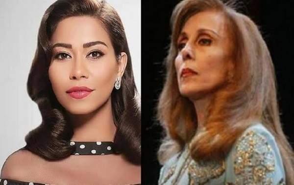 شيرين عبد الوهاب ولبنان قصة حب متبادلة