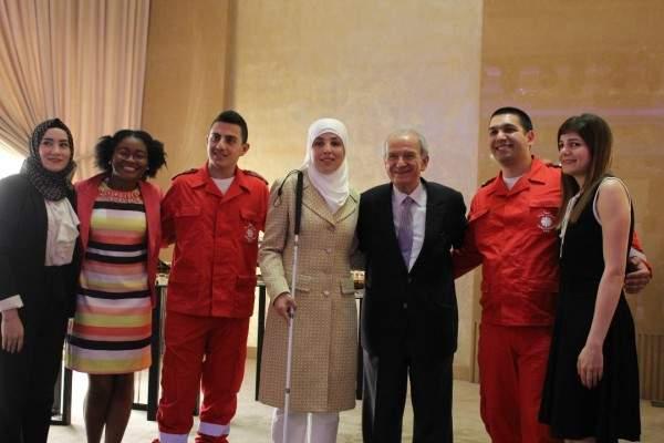 إطلاق حفل جمعية التمكين عبر الدمج الختامي